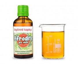 Afrodite pro muže - bylinné kapky (tinktura) 50 ml