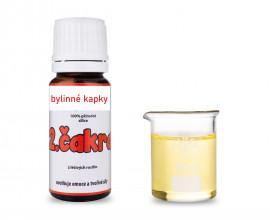 2.čakra - 100 % přírodní silice - směs esenciálních (éterických) olejů 10 ml