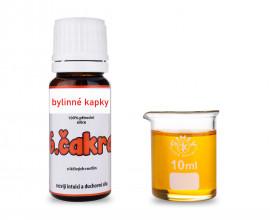6.čakra - 100 % přírodní silice - směs esenciálních (éterických) olejů 10 ml