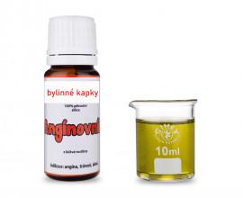 Angínovník - 100 % přírodní silice - esenciální (éterický) olej 10 ml