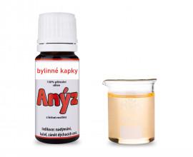 Anýz - 100% přírodní silice  - esenciální (éterický) olej 10 ml